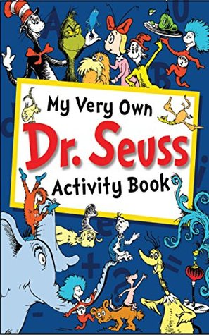 My Very Own Dr.Seuss Activity Book