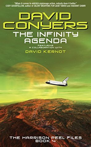 The Infinity Agenda (The Harrison Peel Files Book 4)