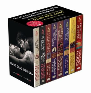 Sookie Stackhouse 8 Volume Set by Charlaine Harris