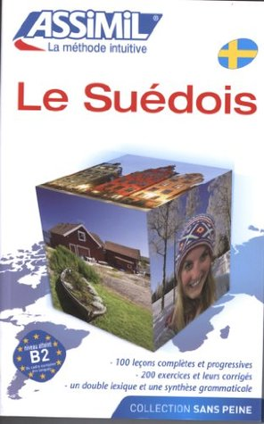 Assimil Le Suedois livre - Swedish for French speakers