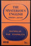 The Mysterious English