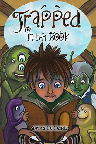 Books for kids! Trapped in my book: Beautifully Illustrated Children's Book For Kids (Ages 5-8), Picture Book (Bedtime Stories - Kids Adventure Books - Free Stories - Kids Fantasy Bo