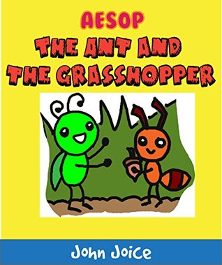 Kiddy Book: The ant and the grasshopper: A short Aesop's fable book for small children and early readers | Kids Books - Bedtime Stories For Kids - Children's Books - Free Stories - Learn and Play