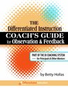 The Differentiated Instruction Coach's Guide for Observation & Feedback