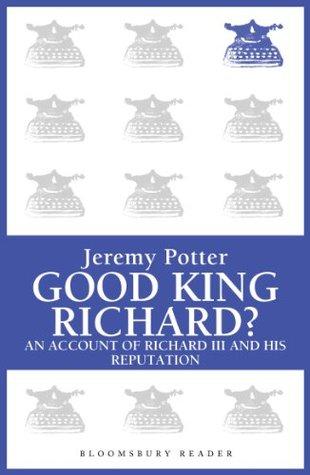 Resultado de imagen para jeremy porter good king richard