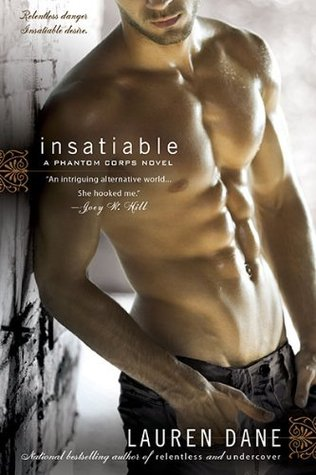 Book Review: Lauren Dane's Insatiable
