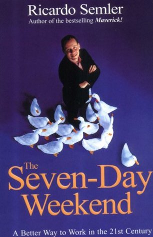 The Seven-Day Weekend Book Cover