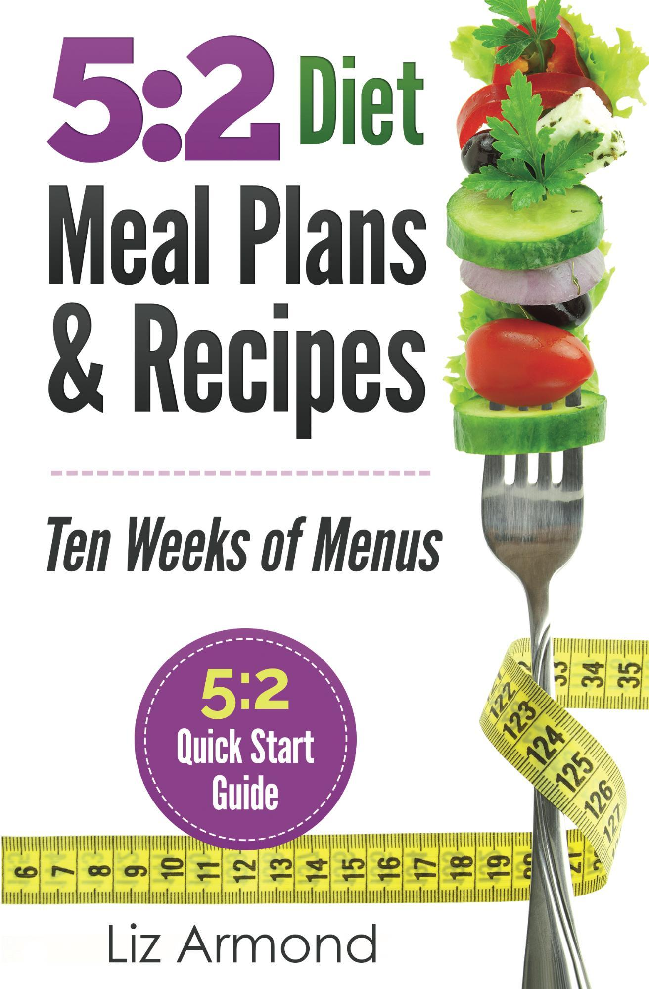 5:2 Diet Meal Plans & Recipes