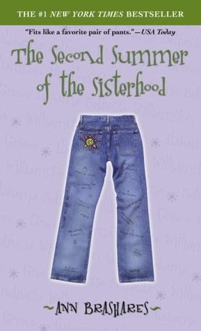 The Second Summer of the Sisterhood (Sisterhood of the Traveling Pants, #2)