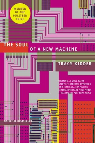 Image result for tracy kidder the soul of a new machine