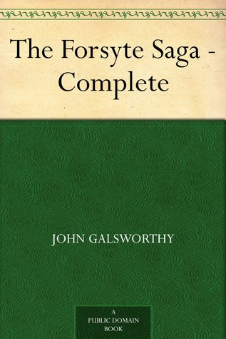 Forsyte Saga Book