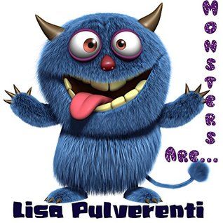 Books for Kids: Monsters Are…A Beautifully Illustrated Sight Word Reader: Kids Books, Children's Books, Free Stories, Kids Adventures, Kids Fantasy Books, Series Books For Kids Age 2-4, 4-6