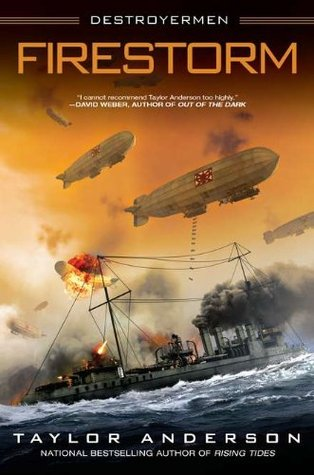 Firestorm(Destroyermen 6) (ePUB)