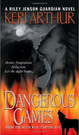 Dangerous Games (Riley Jenson Guardian #4)