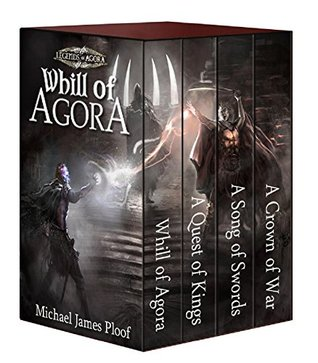 Whill of agora box set volume 1 2 by michael james ploof 24701451 fandeluxe Gallery