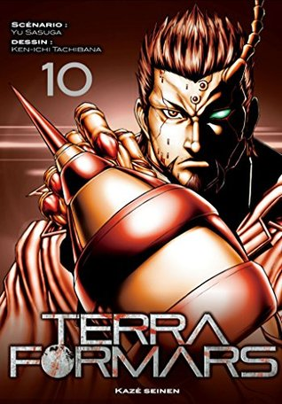 Ebook Terra Formars - Tome 10 by Yu Sasuga DOC!