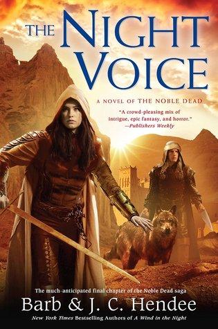 The Night Voice (Noble Dead Saga: Series 3, #5)