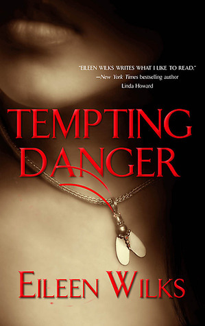 Tempting Danger (World of the Lupi, #1)