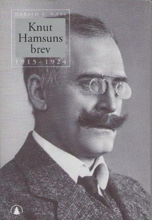 Knut Hamsuns brev (Bd. 4) 1915-1924