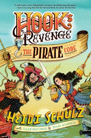 The Pirate Code(Hooks Revenge 2)