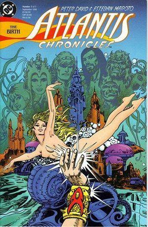 Atlantis Chronicles Chapter Seven: The Birth