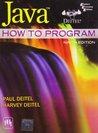 Java by Harvey M. Deitel