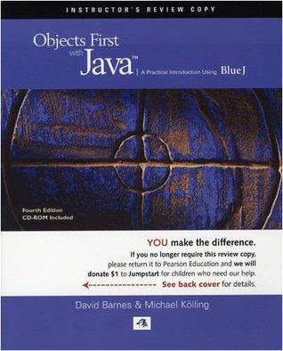 Object First with Java: A Practical Introduction Using BlueJ