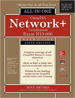 Comptia Network+ All-In-One Exam Guide (Exam N10-006)