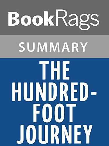 The Hundred-Foot Journey by Richard C Morais l Summary & Study Guide