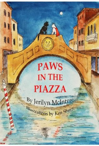 Paws in the Piazza: Harley's Venetian Adventure