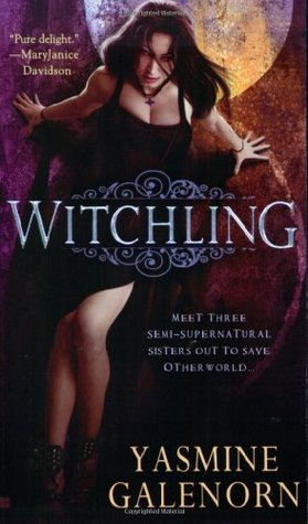 Book Review: Yasmine Galenorn's Witchling