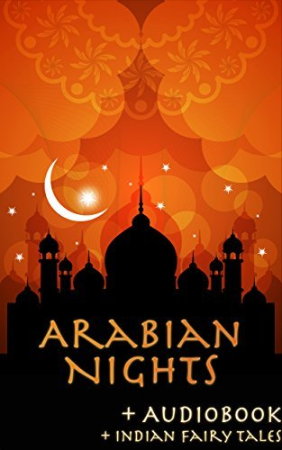 Arabian Nights (+Audiobook): With Popular Indian Fairy Tales
