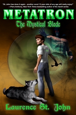 Metatron: The Mystical Blade