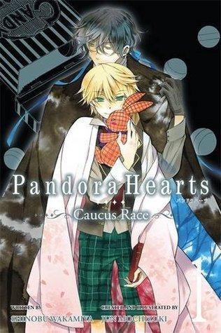 Pandora Hearts ~Caucus Race~, Vol. 1 (Pandora Hearts ~Caucus Race~, #1)