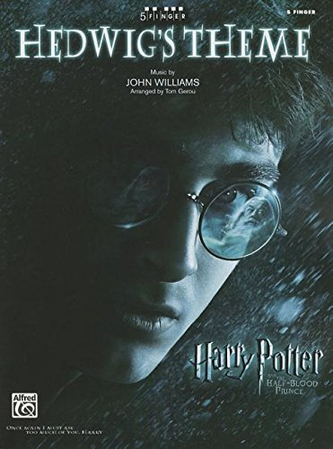 Hedwig's Theme (from Harry Potter and the Half-Blood Prince): Five Finger Piano, Sheet