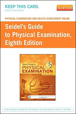 Physical Examination and Health Assessment Online for Seidel's Guide to Physical Examination