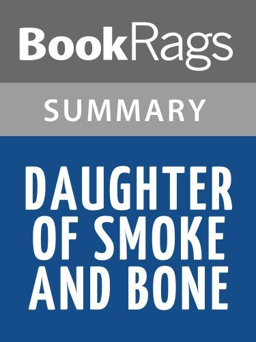 Daughter of Smoke And Bone by Laini Taylor l Summary & Study Guide