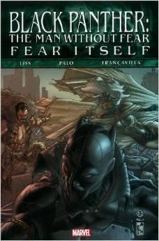 Fear Itself by David Liss