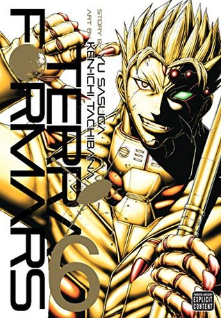 Terra Formars Vol 6 By Yu Sasuga