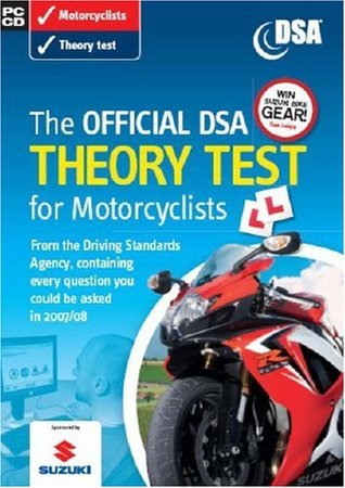 The Official DSA Theory Test for Motorcyclists (2008) (PC CD)