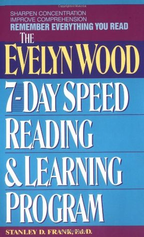 How to read books faster and remember
