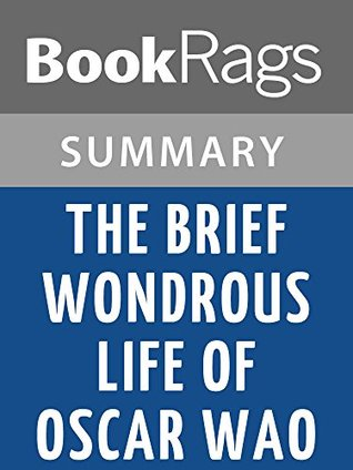 The Brief Wondrous Life of Oscar Wao by Junot Díaz l Summary & Study Guide