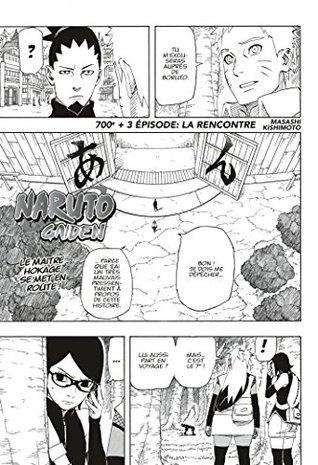 Naruto Gaiden - Chapitre 3: La rencontre
