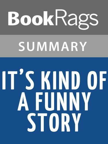 It's Kind of a Funny Story by Ned Vizzini l Summary & Study Guide