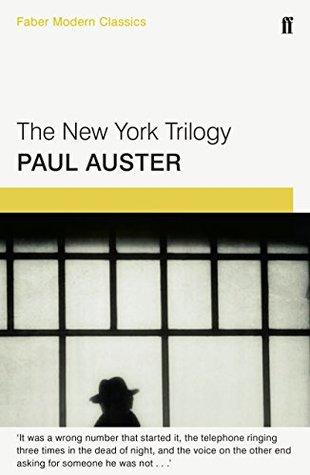 The New York Trilogy: Faber Modern Classics