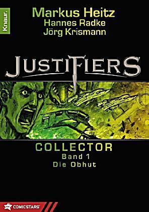 Justifiers (Justifiers, #1)