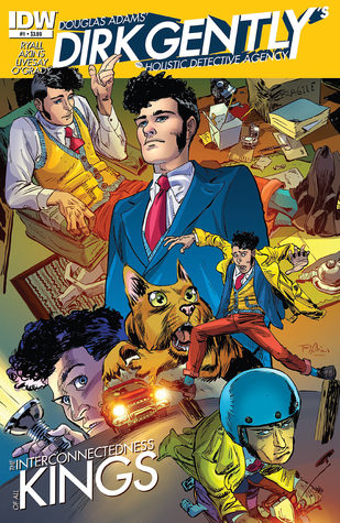 Dirk Gently's Holistic Detective Agency #1