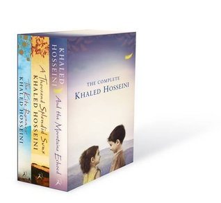 The Complete Khaled Hosseini Box Set