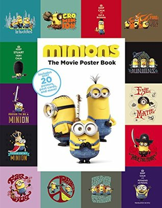 Minions: The Movie Poster Book
