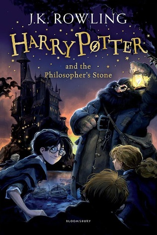 Harry Potter and the Philosopher's Stone (Harry Potter #1)